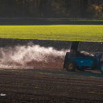 UK farmers facing a ban on the use of fertilisers to reduce emissions